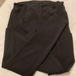 Lululemon fast and free reflective legging